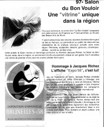 salon, cercle artistique, art, artistique, dessin, peinture, sculpture, gravure, exposition, Mons, Hainaut, Belgique