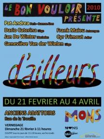 Affiche d'Ailleurs 2010